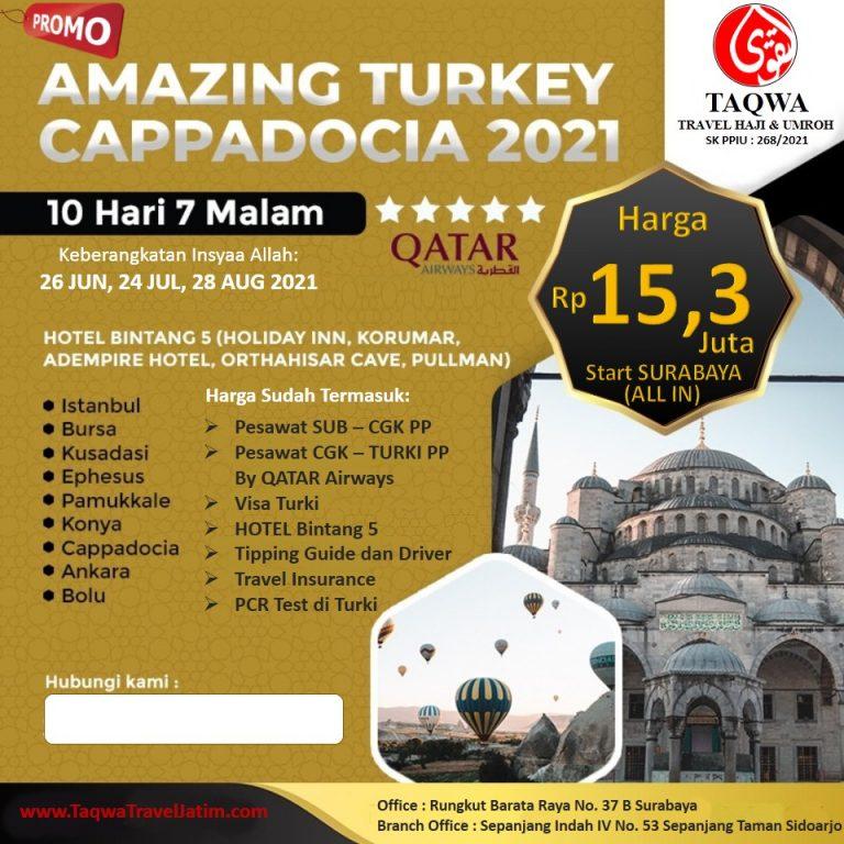 TOUR TURKI By QATAR 3